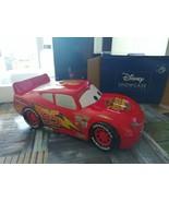 Extremely Rare! Walt Disney Cars Lightning McQueen Figurine Statue  - $297.00