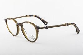 MONCLER MC015-V04 Green Eyeglasses MC 015-V04 49mm image 1