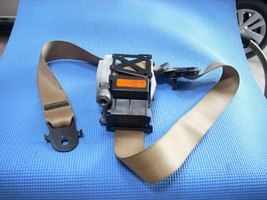 2013 BMW X6 RIGHT FRONT SEAT BELT