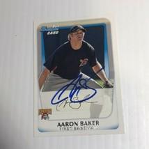 2011 Bowman Prospects Baseball #BP39 Aaron Baker Pittsburgh Pirates - $1.99
