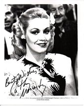 """Cathy Moriarty Signed Autographed """"Raging Bull"""" Glossy 8x10 Photo - $34.64"""