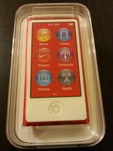Red Apple iPod Nano 7th Gen, 16GB, PKN72LL/A (Worldwide Shipping) - $197.99