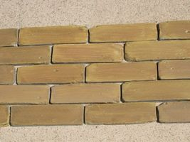 Side Brick Veneer Molds (30) Supply Kit Make 1000s of Antique Brick For $.05 Ea. image 3