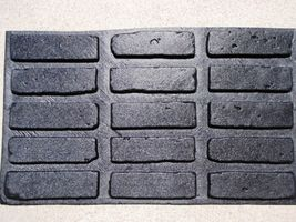 Side Brick Veneer Molds (30) Supply Kit Make 1000s of Antique Brick For $.05 Ea. image 4