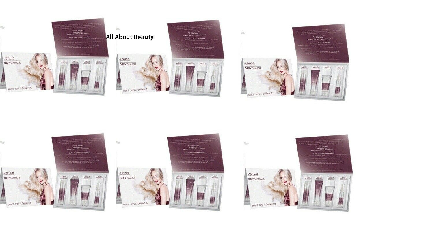 Primary image for Defy Damage Shampoo, Conditioner, Masque, Shield Set sample