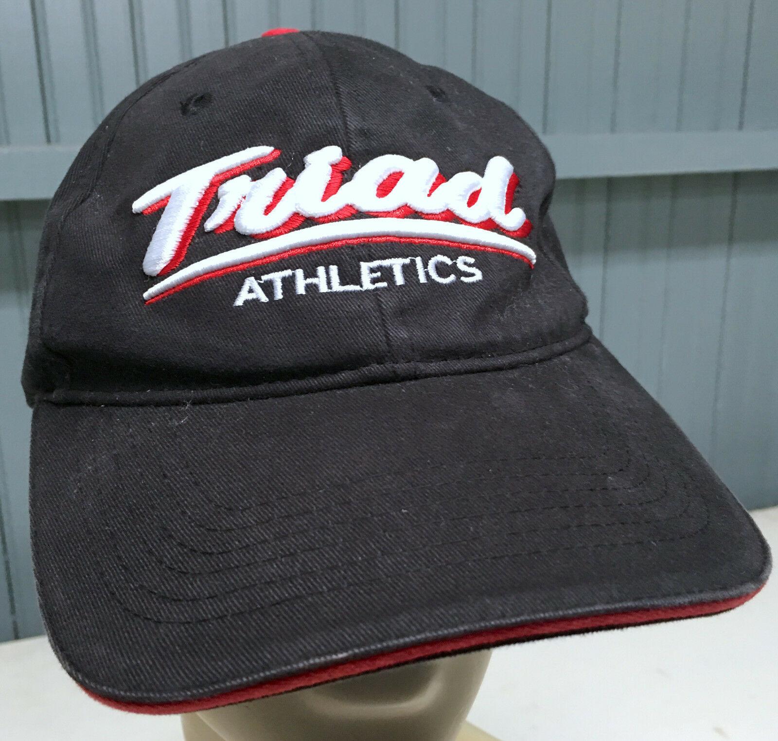 Triad Athletics Cheerleading Adjustable Baseball Cap Hat