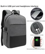 XQXA Zaino Impermeabile Con Porta USB Connettore Cuffie E Taschino Antiv... - $201.60
