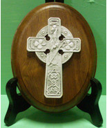 Celtic Cross Placque by Abby Press - $10.76