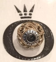 Authentic Pandora Creativity Charm Sterling Silver & Gold Essence Collec... - $79.99