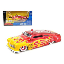 1951 Mercury Fire Chief 1/24 Diecast Model Car by Jada JA92454 - $35.13
