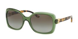 New TORY BURCH Sunglasses TY 7101 1620/8E Green-Tortoise Frame w/ Olive Gradient