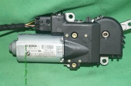 2001-2015 BMW Panoramic Sunroof Drive Motor Front Rear X3 X5 E61 E64 image 2