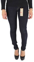 Levi's 535 Junior's Skinny Jean Leggings Dark Blue Denim 119970200