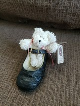 Boyds Bears Bare Foot Friends Patty Sunday Best NWT Vintage 2001 - $9.85
