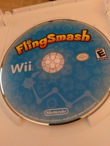 Nintendo Wii FlingSmash - COMPLETE image 3