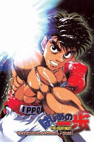 Primary image for Fighting Spirit ~ Tv Series Perfect Collection - Part 1 HAJIME NO IPPO (English
