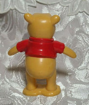 "Winnie The Pooh Bear 3"" PVC Birthday Cake Topper Action Figure Disney Store image 8"
