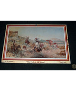 """Olaf c Carl Seltzer 1877-1957 """"The Call of the Blood"""" Print of 1911 Art ... - $19.78"""