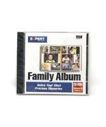 Family Album - Expert Software (CD-ROM, Windows 95 & 3.1, 1995) - $8.95