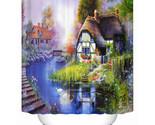 N style bathroom shower curtain bathroom curtain decorative home furnishings fj030 thumb155 crop