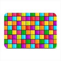 Colorful Mosaic Tiles Plate Place Mat - $17.00
