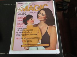 MAGIC , The Magic Magazine , Mar. 1977 , Ventriloquist ,Puppet & Stages ... - $29.70