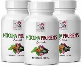 Energy Boosting Supplements for Women - MUCUNA PRURIENS Extract 350MG - ... - $39.15