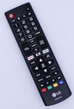 LG AKB75375604 SMART LED 2K HDR FULL HDTV Remote Control - $16.99
