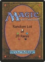 Random Lot of 20 Rare Magic The Gathering Cards - $9.99