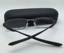 New OAKLEY Eyeglasses HYPERLINK OX8078-0152 52-18 140 Matte Satin Black Frame