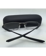 New OAKLEY Eyeglasses HYPERLINK OX8078-0152 52-18 140 Matte Satin Black ... - $149.95
