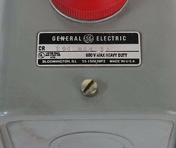 NEW GENERAL ELECTRIC 2940NA403A PUSH BUTTON image 2