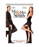 Mr. and Mrs. Smith (DVD, 2009, Widescreen) - $0.99