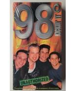98 Degrees Kickin' It (VHS, 1999) - £4.28 GBP