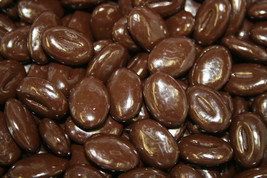 Dark Chocolate MOCHA- Coffee B EAN Shaped Chocolate, 2LBS - $27.08
