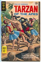 Tarzan Of The Apes 190 Gold Key 1970 FN - $5.70