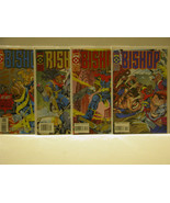 BISHOP - FIRST SERIES - 1 - 4 - X-MEN - FREE SHIPPING IN U.S. AND CANADA! - $15.90