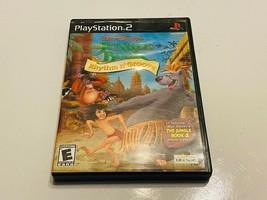 Sony PlayStation 2 / PS2 - The Jungle Book rhythm n' Groove - $10.00