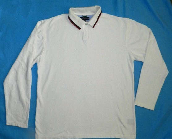 Th g1 hilfiger white shirt1
