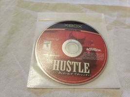The Hustle Detroit Streets Microsoft Xbox - Game Disc Only - $5.84
