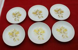 Rosenthal Studio-Linie Bjorn Wiinblad Romanze 6 Small Plate Set 9.5 cm 3... - $93.17