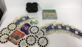 Vintage Sawyer's View Master Stereoscope Original Box w/ 16 Reels & Out ... - $39.99