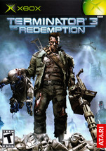 Terminator 3: The Redemption (Microsoft Xbox, 2004) - $15.50
