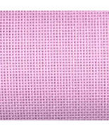 Lilac 18ct Mono Deluxe Canvas 10x10 needlepoint canvaswork Zweigart - $4.00