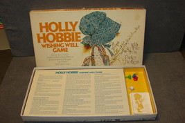 Holly Hobbie Wishing Well Board Game [100% COMPLETE] Parker Brothers 1976 - $9.00