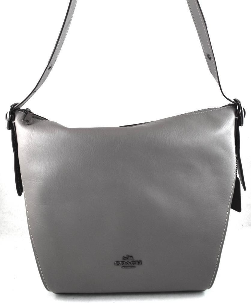 8f74e19490a7ff Authentic Nwt Coach $350 Leather Dufflette and 35 similar items