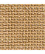 Brown 18ct Mono Deluxe Canvas 10x10 needlepoint canvaswork Zweigart - $4.00
