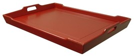 Serving Tray Trade Winds Chedi Traditional Antique Painted - $189.00