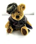 Brass Buttons Bears Sherwood Bear Long Life Stuffed Animal Plush Collect... - $59.40