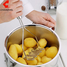 CHANOVEL Kitchen Gadgets Stainless Steel Mud Pressure - $15.95